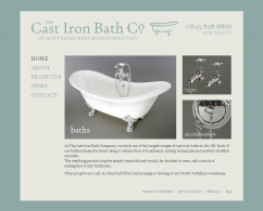 The Cast Iron Bath Company